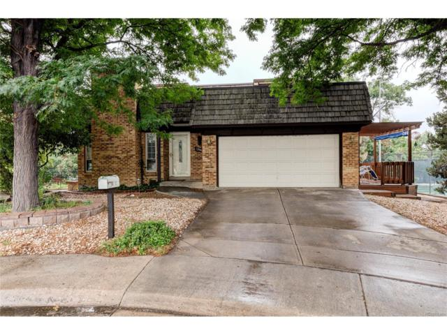 13946 E Radcliff Drive, Aurora, CO 80015 (MLS #1826040) :: 8z Real Estate