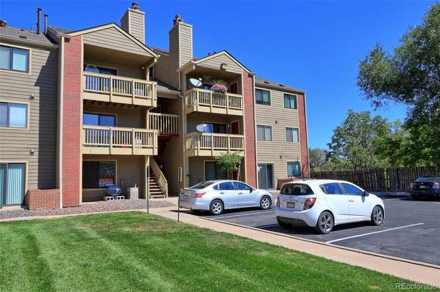 10785 W 63rd Place #103, Arvada, CO 80004 (MLS #1826706) :: 8z Real Estate