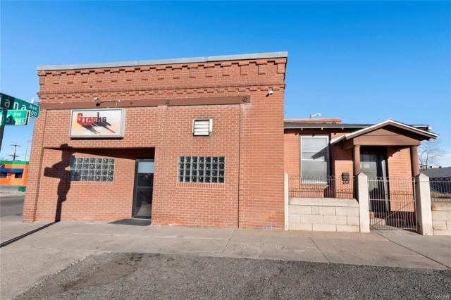 2100 E Evans Avenue, Pueblo, CO 81004 (MLS #1826728) :: 8z Real Estate