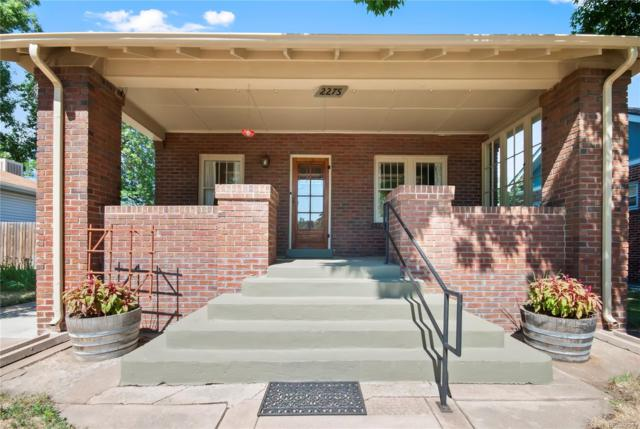 2275 S Lincoln Street, Denver, CO 80210 (#1827034) :: Bring Home Denver
