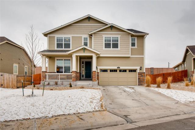2350 E 160th Place, Thornton, CO 80602 (#1827056) :: The DeGrood Team
