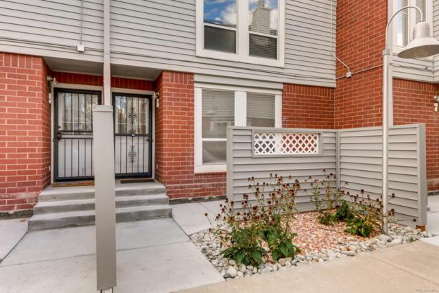 1035 Jasmine Street #6, Denver, CO 80220 (#1827184) :: Wisdom Real Estate