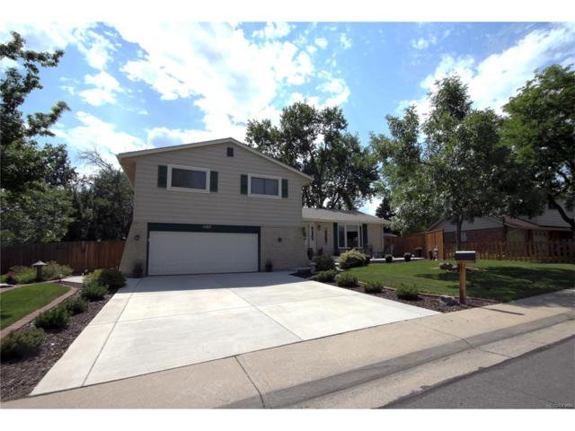 1587 S Kline Court, Lakewood, CO 80232 (MLS #1827662) :: 8z Real Estate