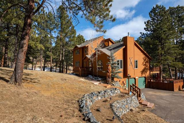 122 David Drive, Evergreen, CO 80439 (MLS #1828157) :: 8z Real Estate
