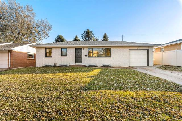 2916 W 12th Street, Greeley, CO 80634 (#1828285) :: The Brokerage Group