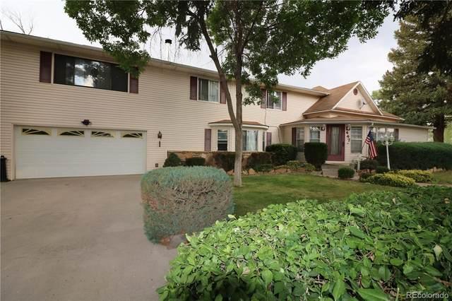 447 S 6th Street, Olathe, CO 81425 (#1828300) :: Wisdom Real Estate