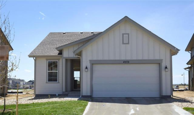 4572 N Bend Way, Firestone, CO 80504 (#1828366) :: Bring Home Denver with Keller Williams Downtown Realty LLC