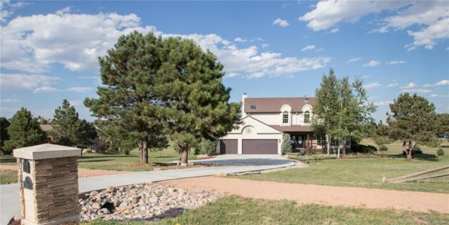 560 E Kings Deer Point, Monument, CO 80132 (#1828884) :: Bring Home Denver