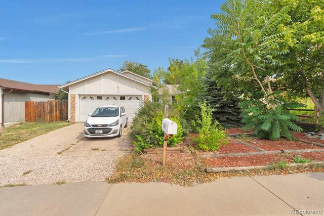 3602 S Ouray Circle, Aurora, CO 80013 (#1829256) :: The DeGrood Team