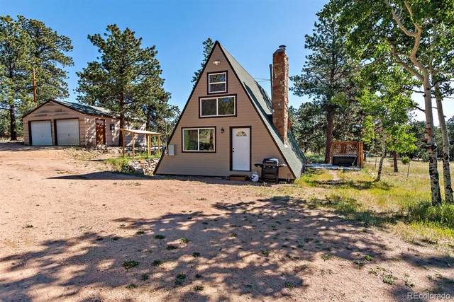 101 Mohawk Trail, Pine, CO 80470 (#1829889) :: The DeGrood Team