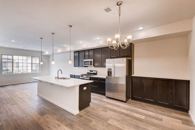 865 E 98th Avenue #904, Thornton, CO 80229 (MLS #1829949) :: Kittle Real Estate
