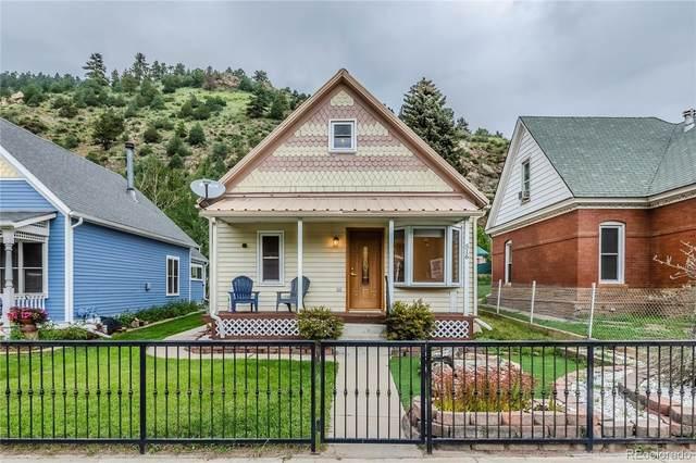 516 Colorado Boulevard, Idaho Springs, CO 80452 (#1830542) :: Kimberly Austin Properties
