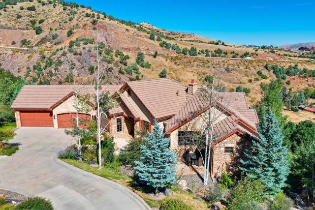 17325 Red Wolf Lane, Morrison, CO 80465 (#1830712) :: Berkshire Hathaway Elevated Living Real Estate