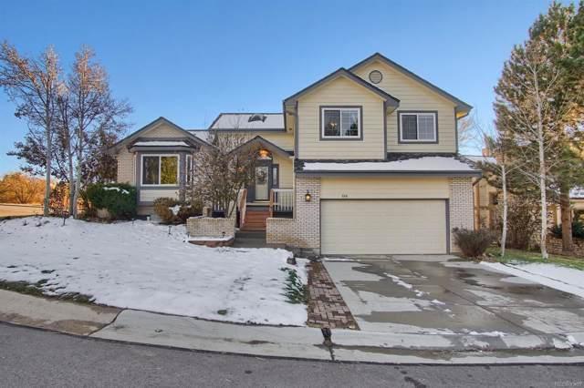 186 W Prestwick Way, Castle Rock, CO 80104 (MLS #1830912) :: 8z Real Estate