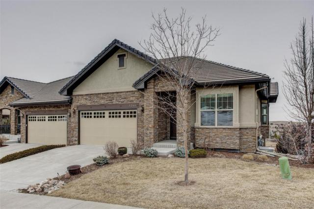 5244 Rialto Drive, Parker, CO 80134 (#1831001) :: The HomeSmiths Team - Keller Williams