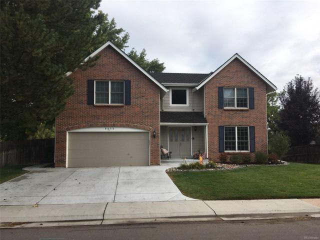 8855 W Cornell Place, Lakewood, CO 80227 (#1831017) :: Bring Home Denver