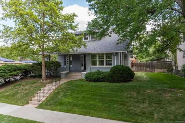 1300 S Gaylord Street, Denver, CO 80210 (#1831165) :: The Pete Cook Home Group