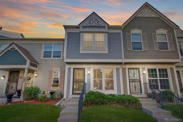 1699 S Trenton Street #40, Denver, CO 80231 (#1832225) :: The Colorado Foothills Team | Berkshire Hathaway Elevated Living Real Estate