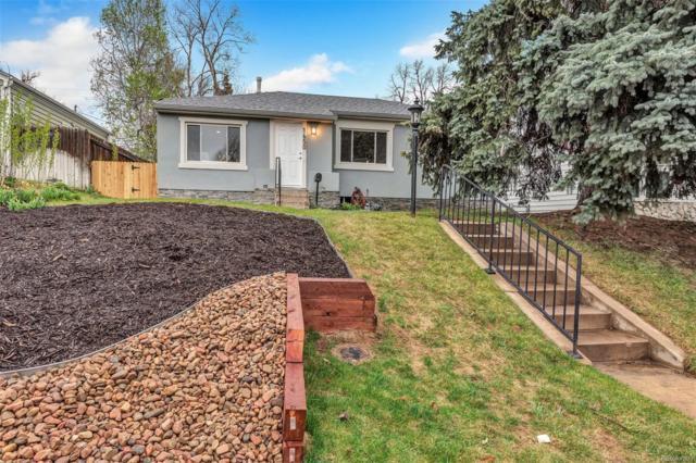 1650 S Saint Paul Street, Denver, CO 80210 (MLS #1832316) :: Bliss Realty Group