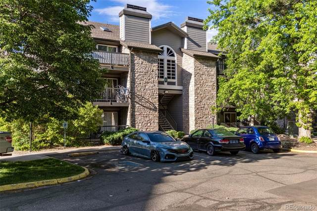 2575 S Syracuse Way E206, Denver, CO 80231 (MLS #1832687) :: Wheelhouse Realty