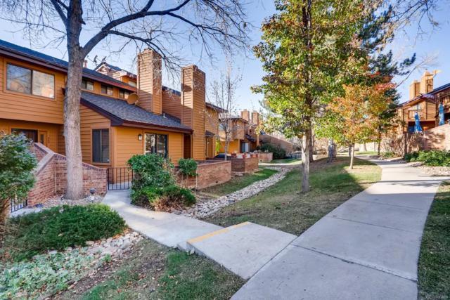9400 E Iliff Avenue #245, Denver, CO 80231 (#1832854) :: The Griffith Home Team