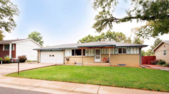 6931 W 75th Place, Arvada, CO 80003 (#1832866) :: The DeGrood Team