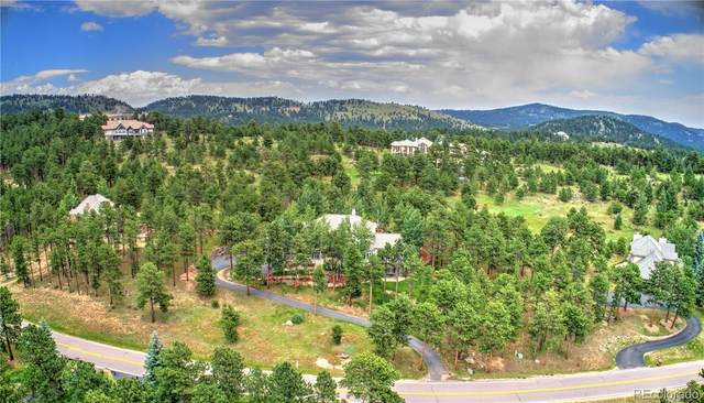 1992 Sugarbush Drive, Evergreen, CO 80439 (#1833136) :: The Harling Team @ Homesmart Realty Group