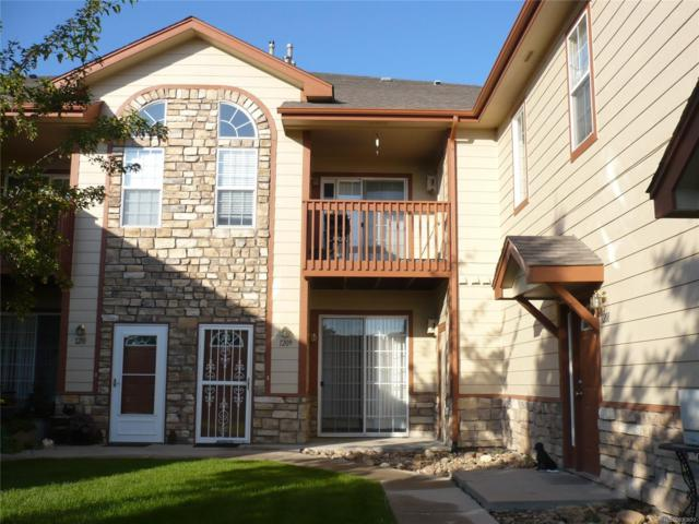 3261 E 103rd Place #1209, Thornton, CO 80229 (MLS #1833452) :: 8z Real Estate