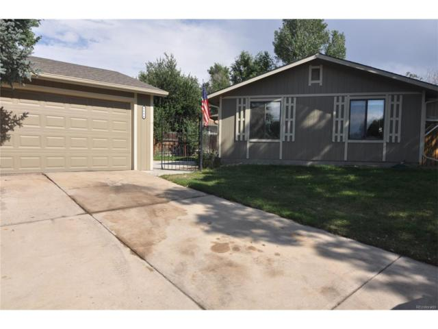 6646 W 96th Avenue, Westminster, CO 80021 (MLS #1833812) :: 8z Real Estate