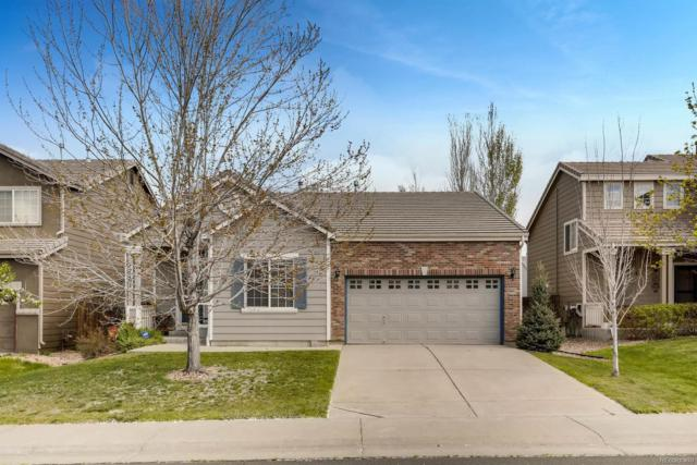 22265 E Belleview Lane, Aurora, CO 80015 (#1833956) :: The Pete Cook Home Group