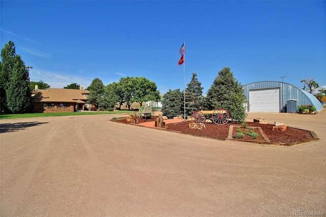 1511 E 24th Street, Greeley, CO 80631 (MLS #1834322) :: 8z Real Estate