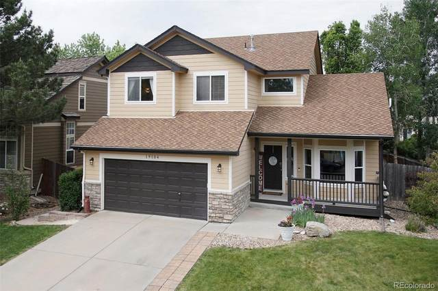 19104 E Oak Creek Way, Parker, CO 80134 (#1834750) :: Mile High Luxury Real Estate