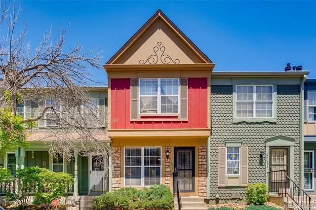 11941 E Kepner Drive, Aurora, CO 80012 (#1834767) :: Portenga Properties