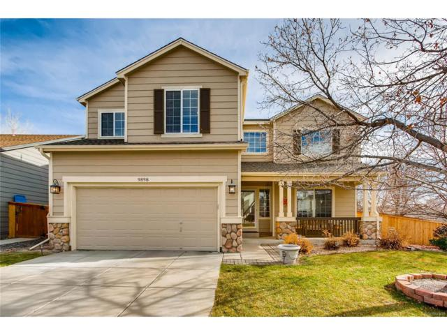 9898 Bathurst Way, Highlands Ranch, CO 80130 (#1835109) :: The City and Mountains Group