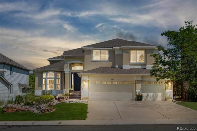 1013 Foursome Drive, Castle Rock, CO 80104 (MLS #1835153) :: Stephanie Kolesar