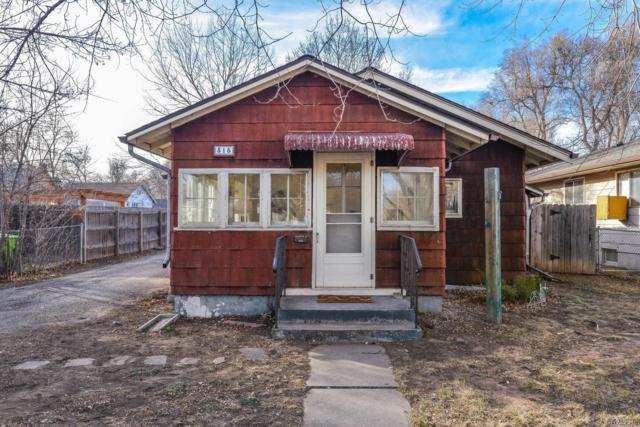 315 Pearl Street, Fort Collins, CO 80521 (MLS #1835471) :: Kittle Real Estate