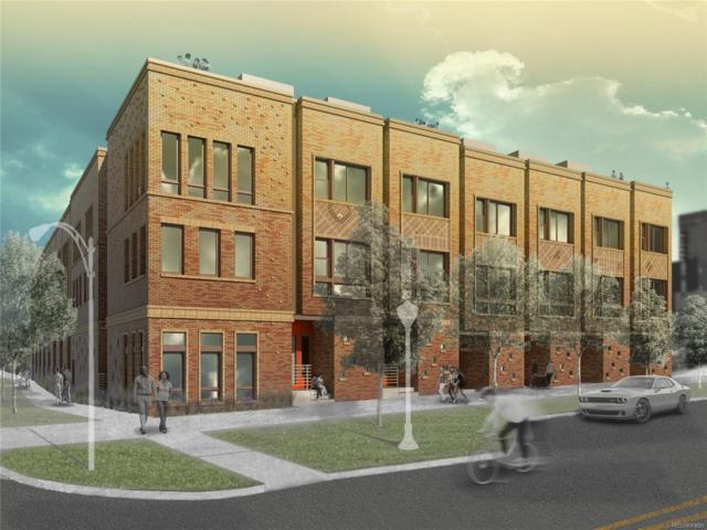 385 22ND Street #6, Denver, CO 80205 (#1835933) :: The Peak Properties Group
