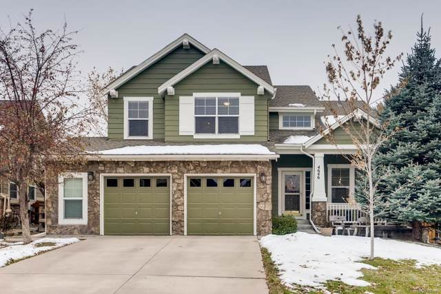 4646 Sunridge Terrace Drive, Castle Rock, CO 80109 (#1836253) :: The Heyl Group at Keller Williams