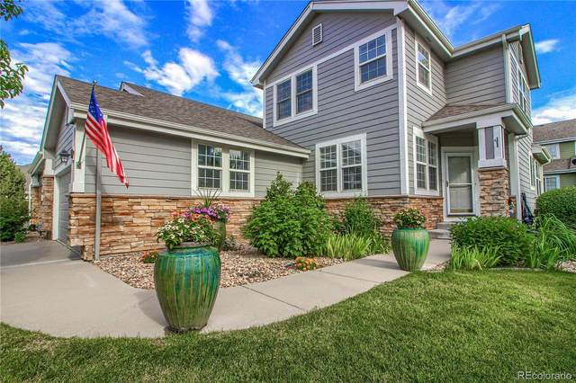 7474 W Saratoga Place, Littleton, CO 80123 (#1836303) :: The DeGrood Team