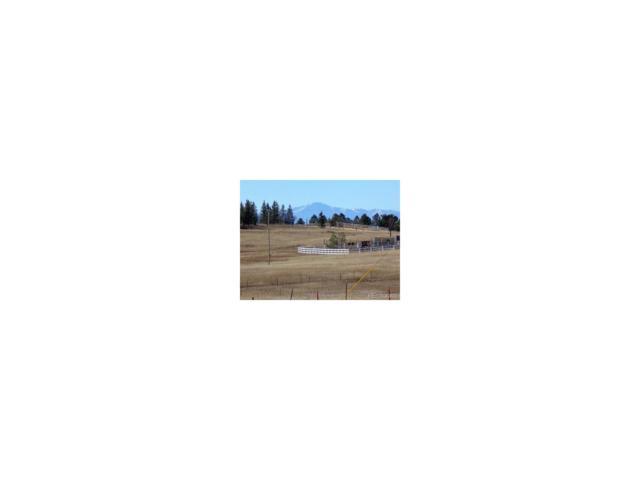 8466 Flintwood Road, Parker, CO 80138 (MLS #1836560) :: 8z Real Estate