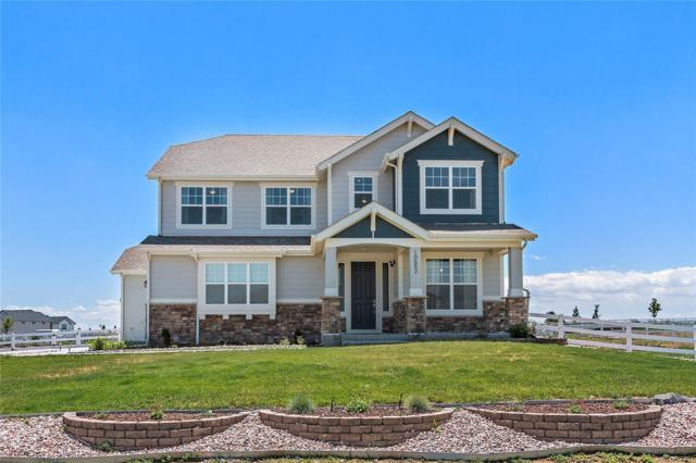 10652 E 162nd Place, Brighton, CO 80602 (#1836563) :: The Peak Properties Group