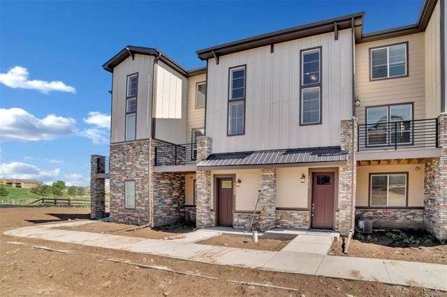 1534 Castle Creek Circle, Castle Rock, CO 80104 (#1836727) :: The HomeSmiths Team - Keller Williams