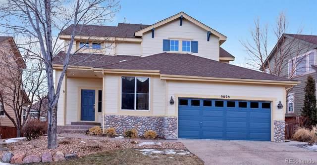 9828 S Johnson Way, Littleton, CO 80127 (#1836734) :: HergGroup Denver