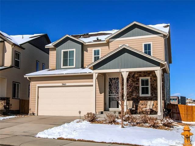 3965 Trail Stone Circle, Castle Rock, CO 80108 (#1836787) :: Colorado Home Finder Realty