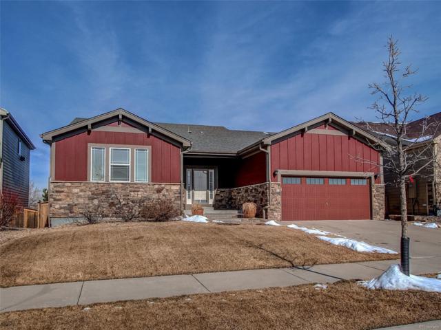 15695 Carob Circle, Parker, CO 80134 (MLS #1836851) :: 8z Real Estate