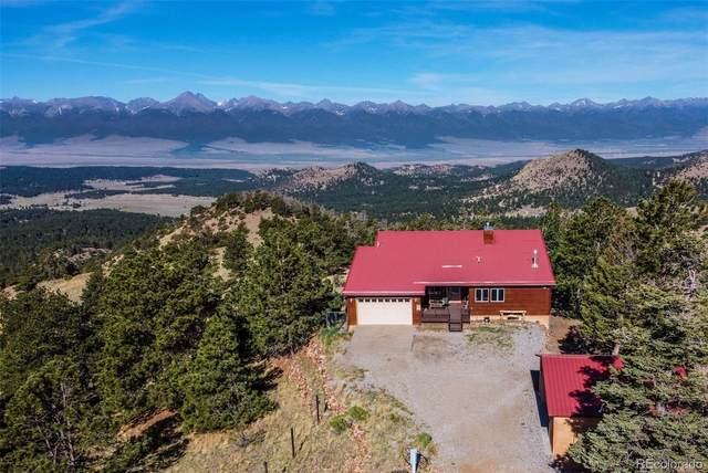 1740 County Road 327, Westcliffe, CO 81252 (#1837617) :: The DeGrood Team