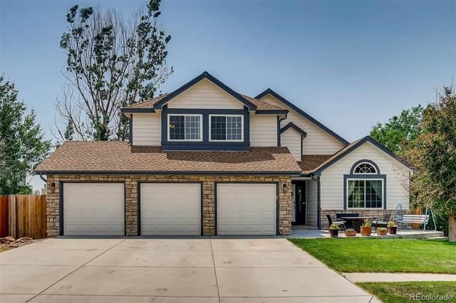 12599 S Elk Creek Court, Parker, CO 80134 (#1837883) :: Mile High Luxury Real Estate