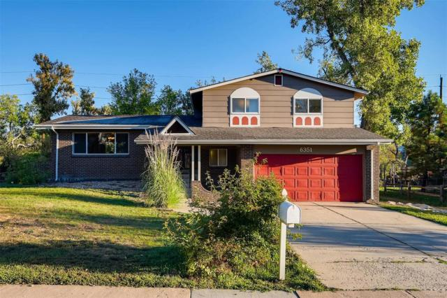 6351 W Brittany Place, Littleton, CO 80123 (#1838303) :: Wisdom Real Estate