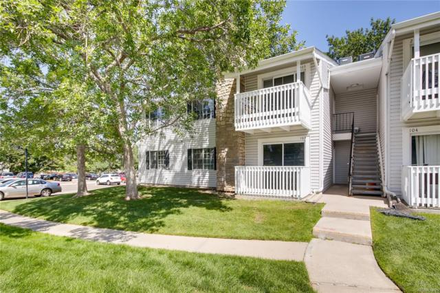 14434 E Colorado Drive #103, Aurora, CO 80012 (#1838769) :: 5281 Exclusive Homes Realty