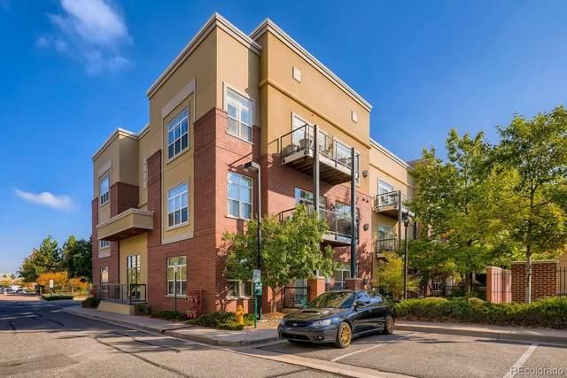 5401 S Park Terrace Avenue 204C, Greenwood Village, CO 80111 (#1838774) :: Venterra Real Estate LLC